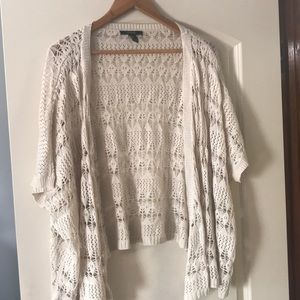 Geometric Knit Cardigan (Forever 21)
